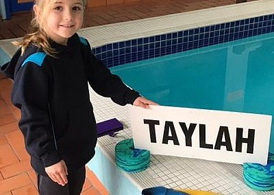 Taylah Streamline Swim